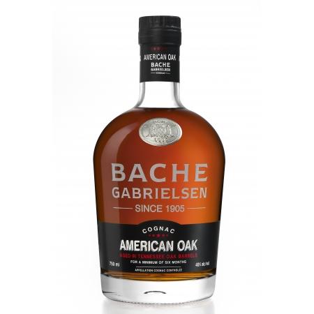 Cognac Bache Gabrielsen Aged in American Oak