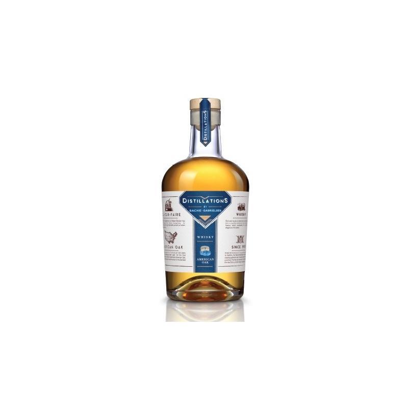 Whisky Bache Gabrielsen American Oak Barrels